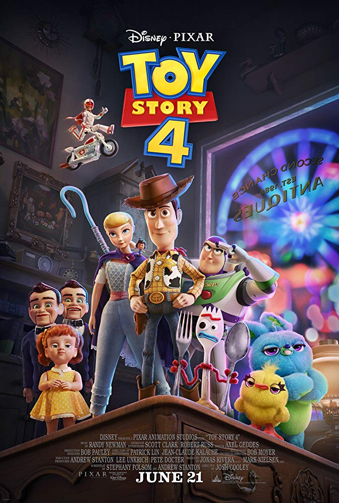 Photo of Disney lanza el poster oficial de 'Toy Story 4'