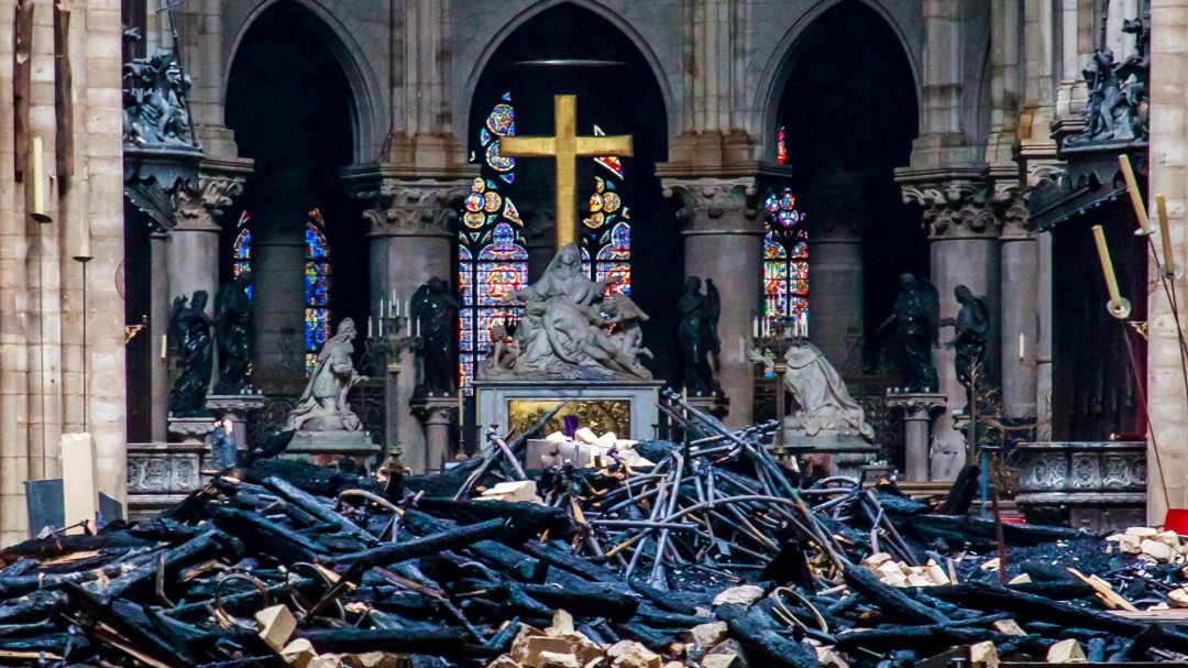 Photo of Concierto para recaudar fondos para catedral de Notre Dame