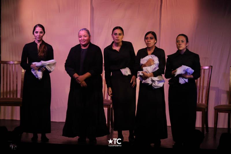 Photo of 'La Casa de Bernarda Alba' en Teatro la Estación