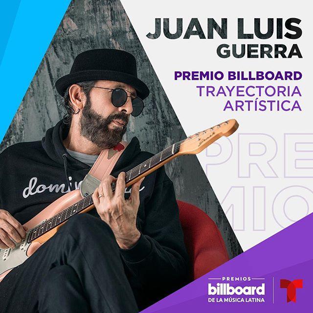 Photo of Juan Luis Guerra recibirá el Premio Billboard por Trayectoria Artística