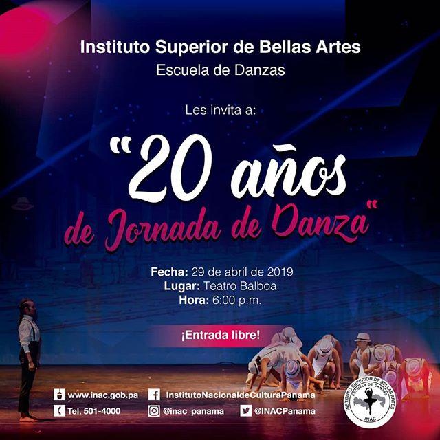 Photo of Función para conmemorar el Día Internacional de la Danza