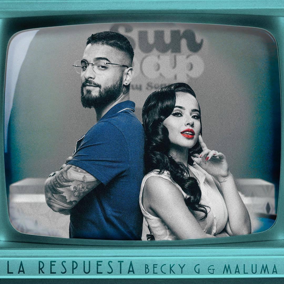 Photo of Maluma anuncio su nuevo tema junto a Becky G «La Respuesta»