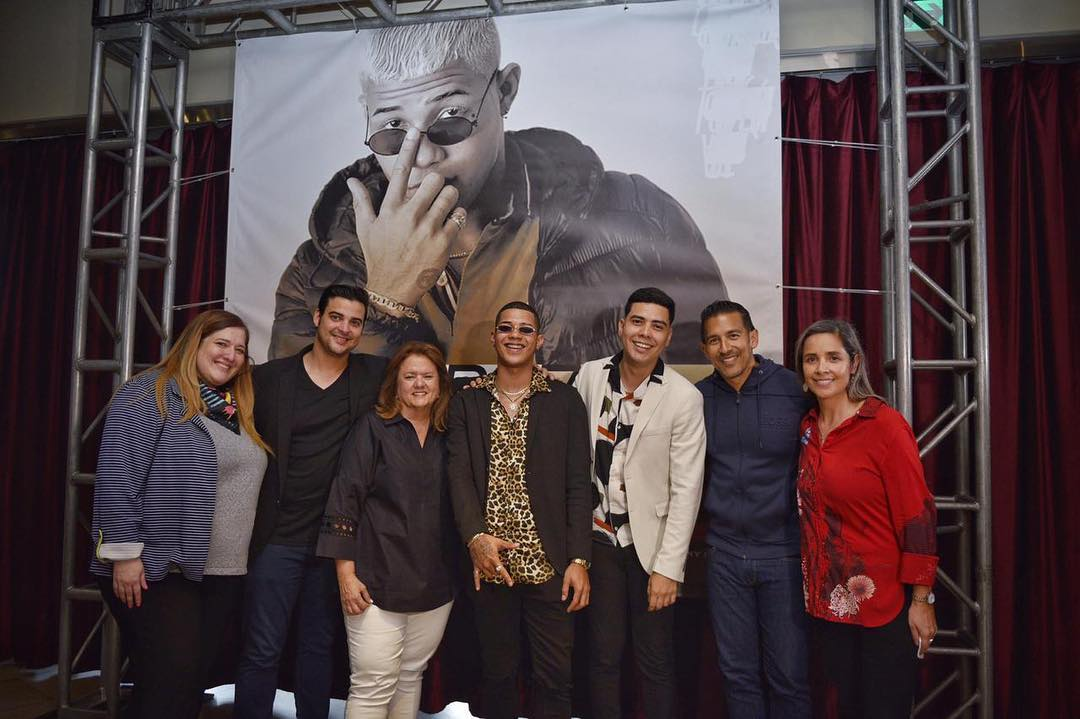 Photo of El Boza firma con Sony Music Centroamérica