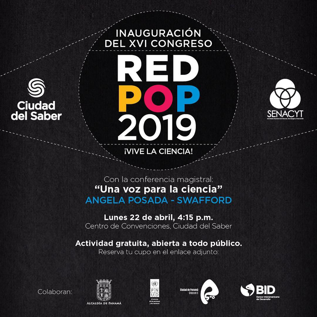 Photo of Inauguración del «RedPOP 2019» en Ciudad del saber