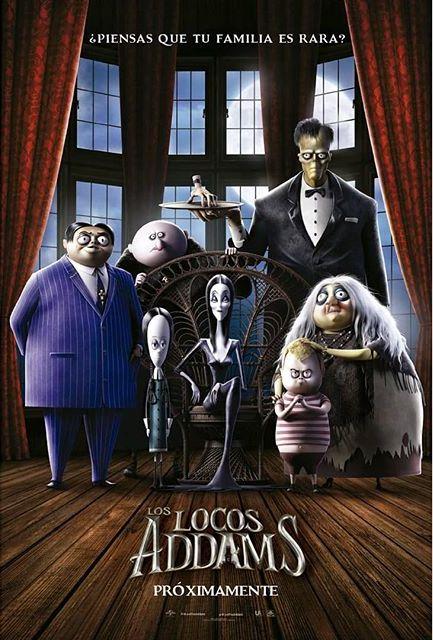 Photo of Lanzan el primer trailer de la película animada de «Los Locos Addams»