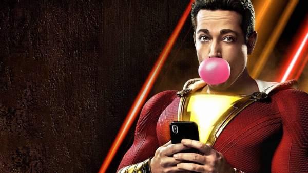 """Photo of """"¡Shazam!"""" sigue liderando taquilla de Estados Unidos y Canadá"""