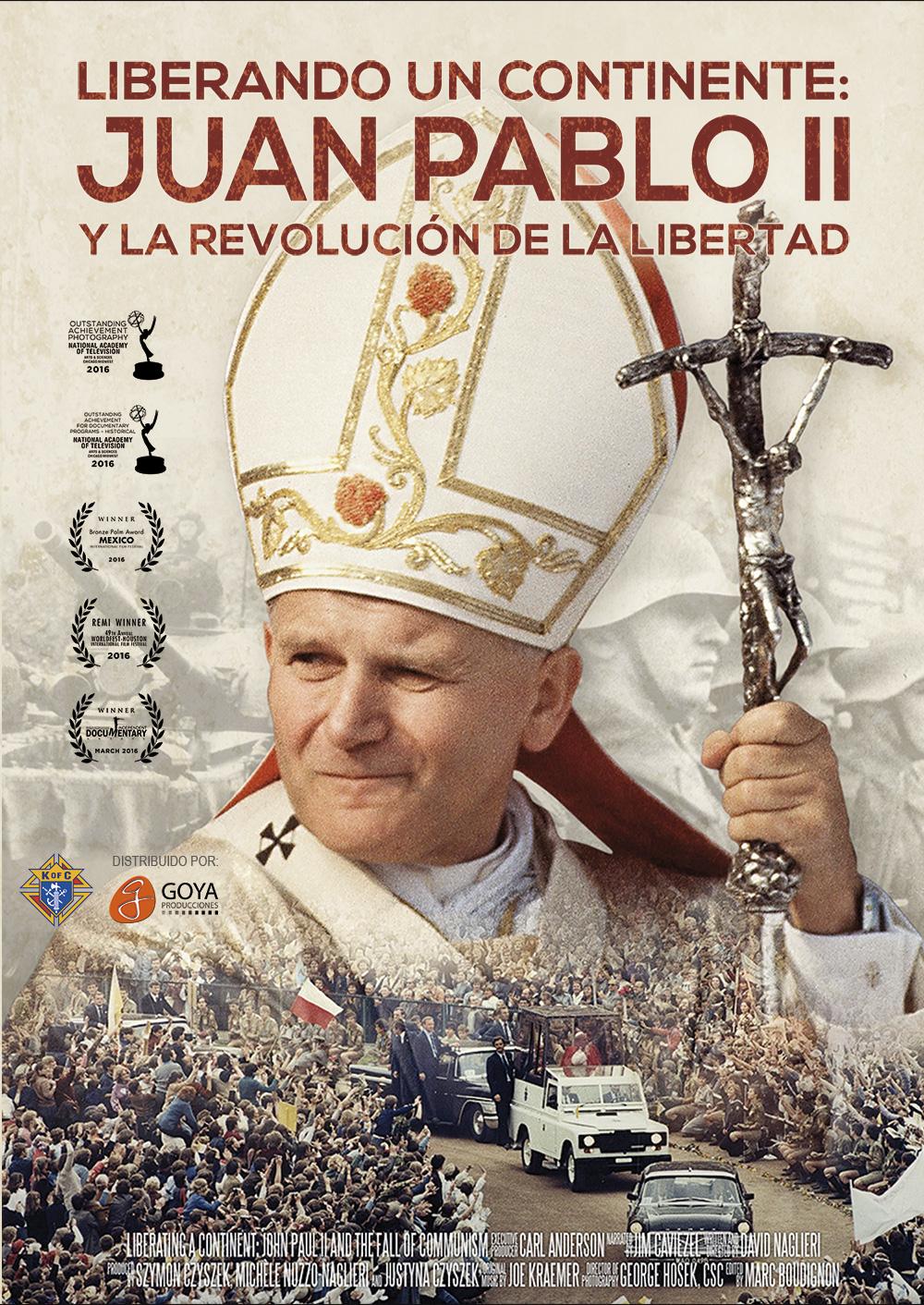 """Photo of Estreno de """"Liberando un Continente"""": El papa Juan Pablo II y la revolución de la libertad en Europa"""