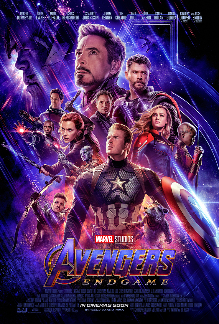 Photo of Pre venta para «Avengers: Endgame»