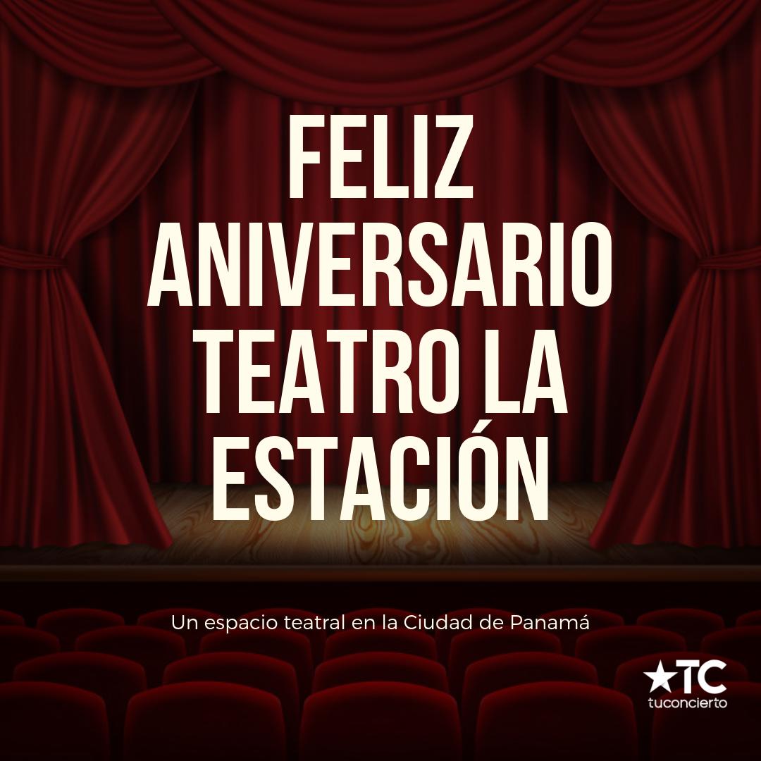 Photo of Felicidades a Teatro La Estación por su 5to. Aniversario