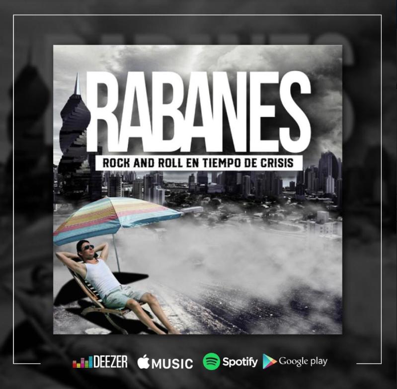 Photo of Los Rabanes lanzan nuevo disco «Rock & Roll en Tiempos de Crisis»