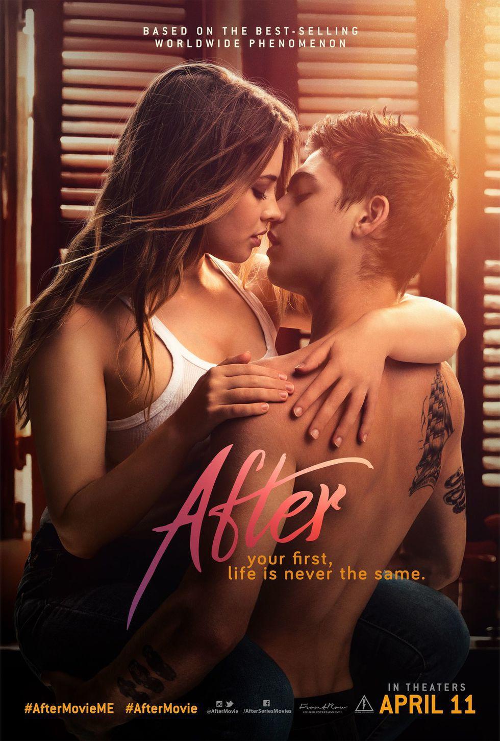 Photo of Pre venta en Cines de Panamá 'After'