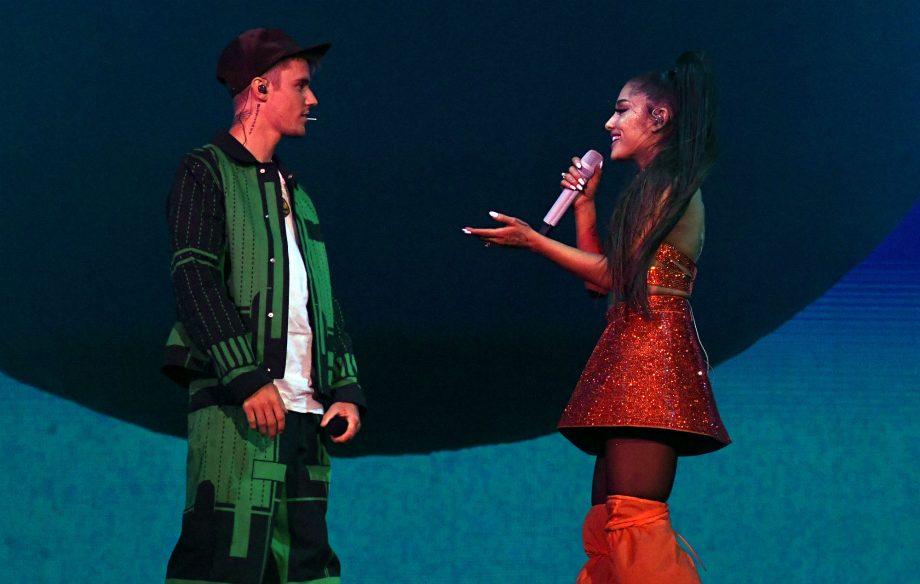 Photo of Ariana Grande y Justin Bieber cantaron juntos en Coachella