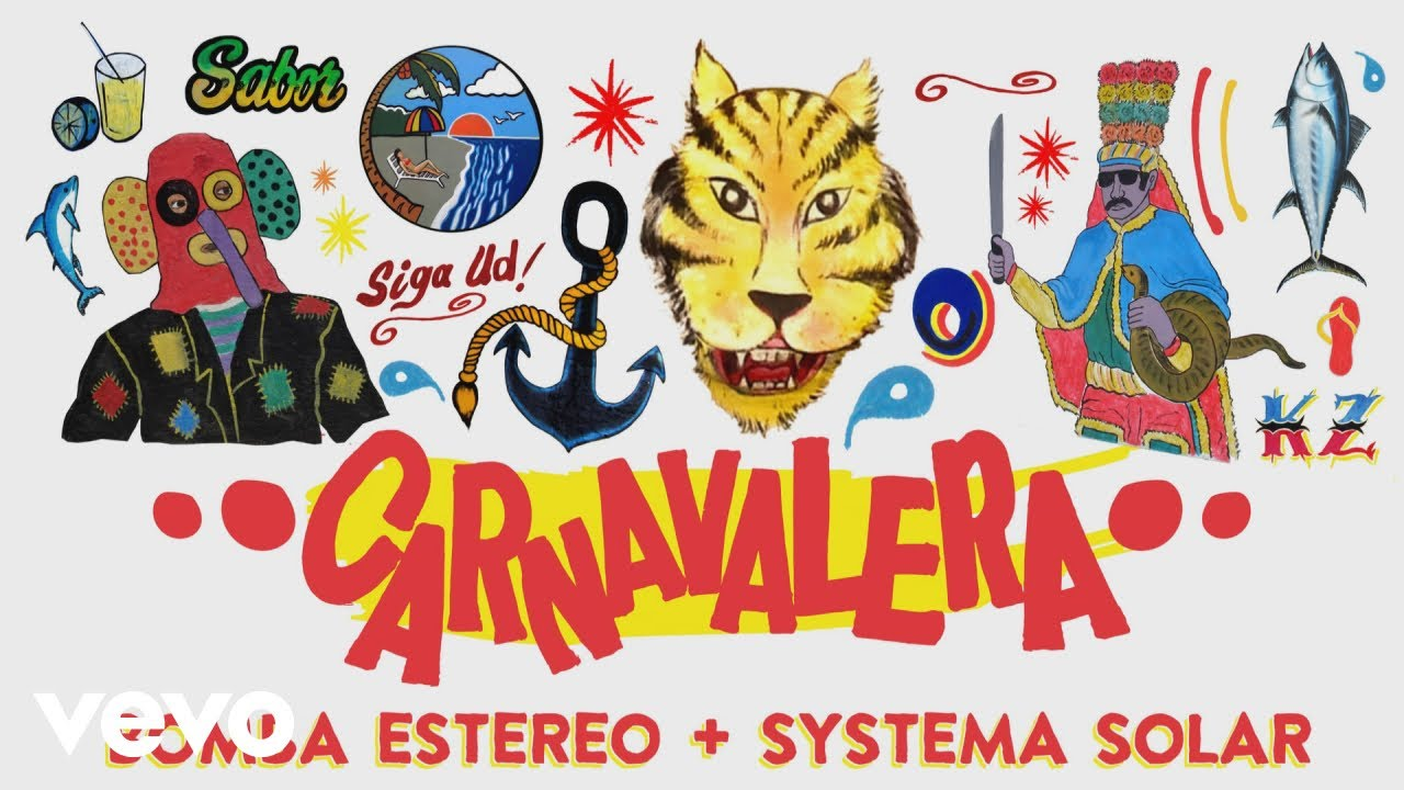 Photo of Bomba Estéreo estrena «Carnavalera»