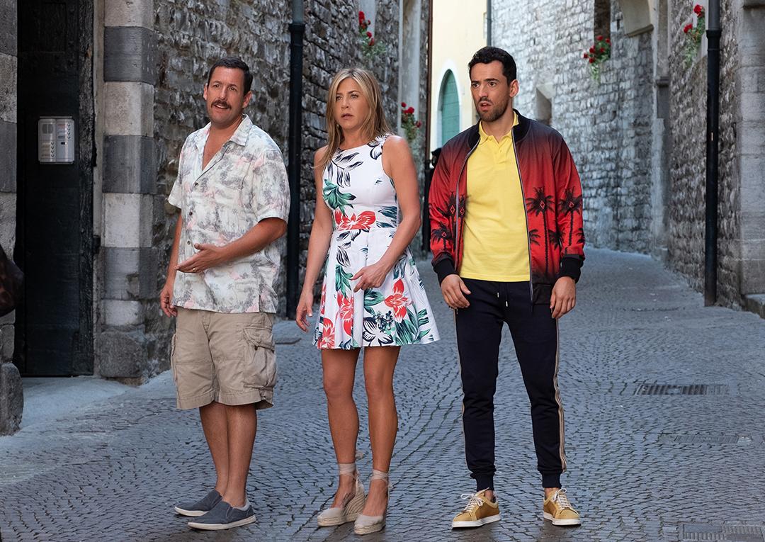 Photo of Netflix lanza el trailer de 'Misterio a bordo'
