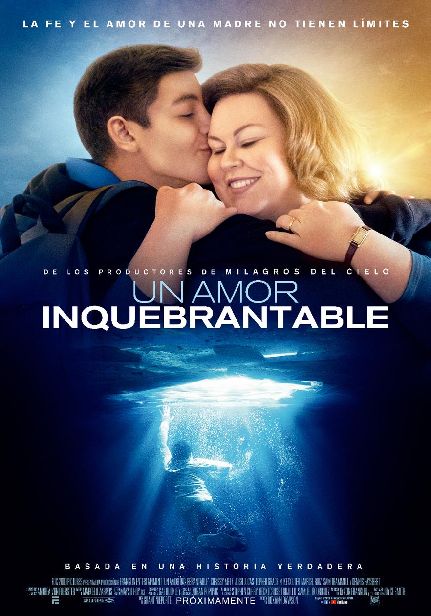 Photo of Estreno de «Un amor Inquebrantable» en cines