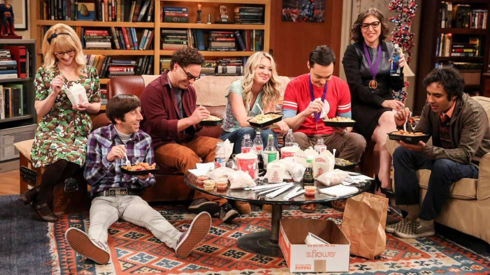 "Photo of ""The Big Bang Theory"" llego a su final"