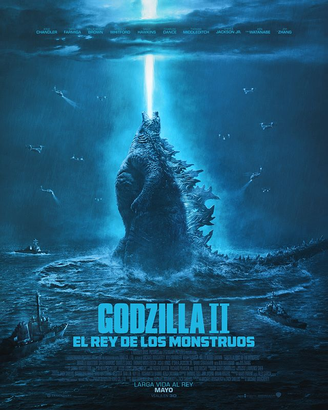 Photo of Estreno de 'Godzilla 2: El Rey De Los Monstruos'
