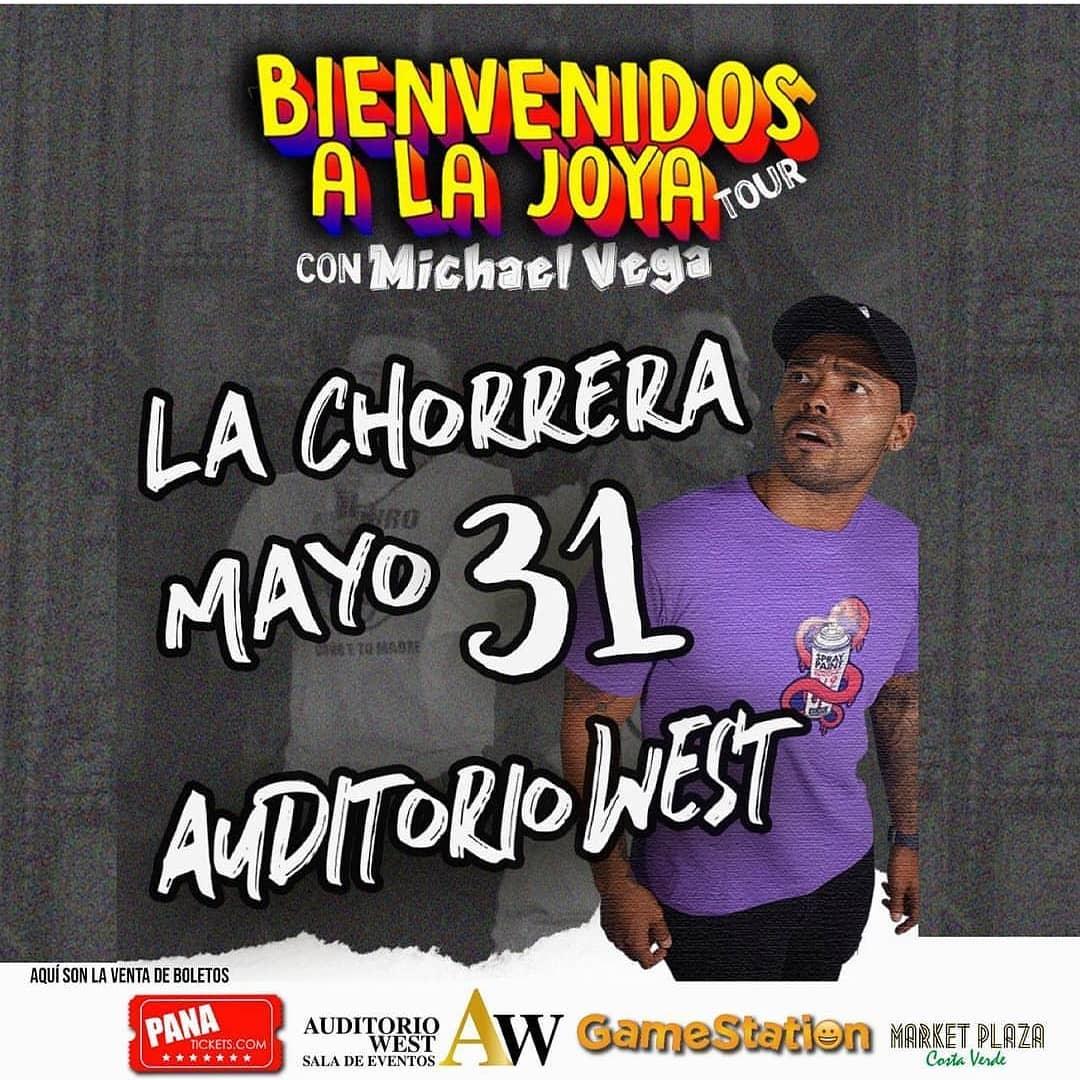 Photo of Bienvenido a la Joya Tour 2019 con Michael Vega