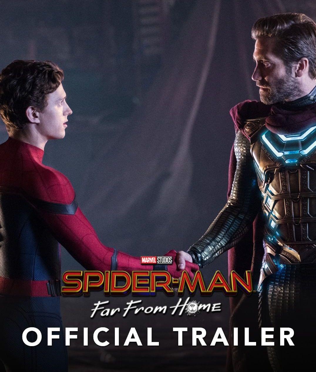 Photo of Sony Pictures presenta trailer oficial  de 'Spider-man: Lejos de casa'