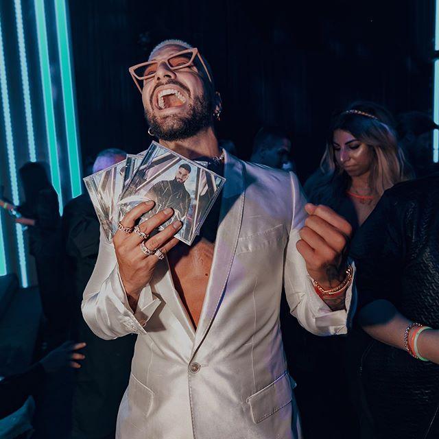 Photo of Maluma realizó fiesta para el lanzamiento de su cuarto álbum «11:11»