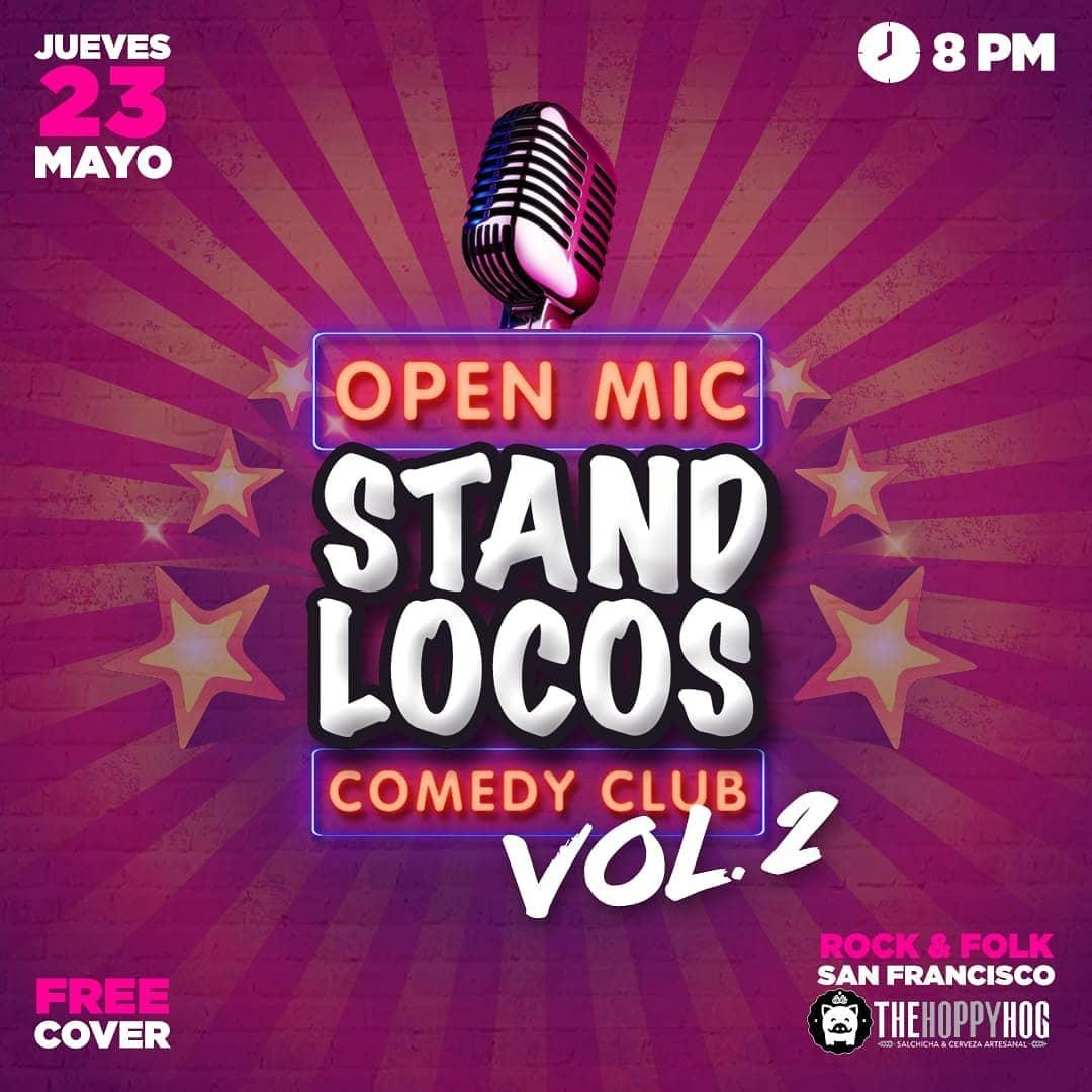 Photo of Rock and folk presenta el show «Stand Locos»