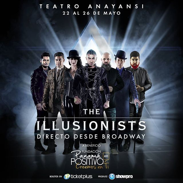 Photo of Panamá esta listo para el show 'The Ilusionists' directo desde Broadway