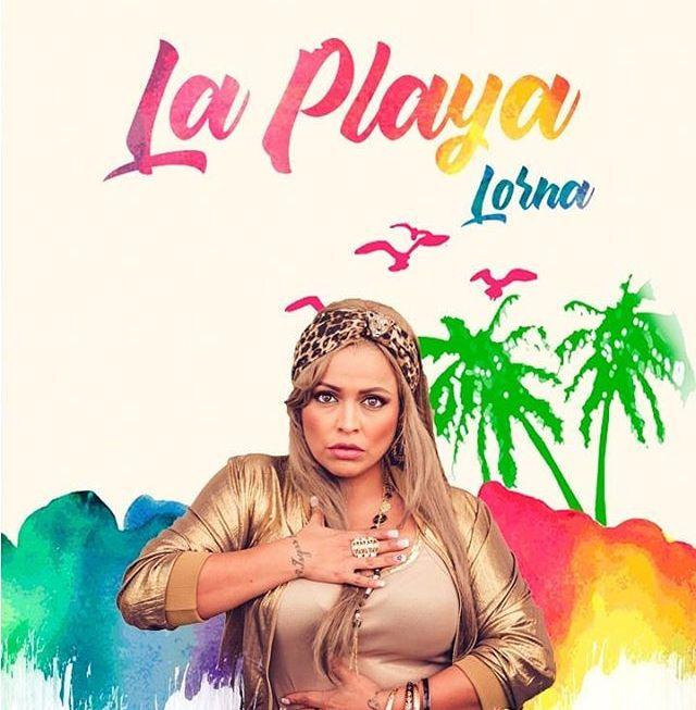 Photo of La cantante panameña Lorna estrena su nuevo tema `La Playa'