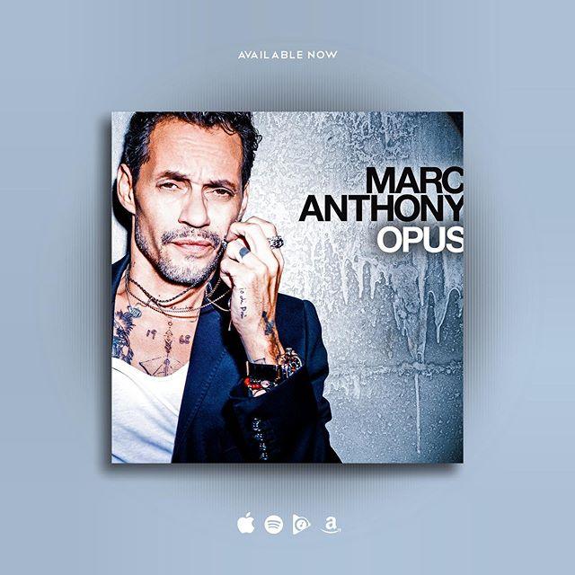 Photo of Nuevo disco y  nueva gira 'Opus' de Marc Anthony