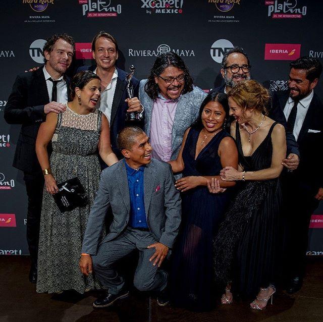 Photo of Ganadores de los Premios Platino 2019