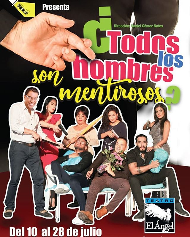 Photo of Teatro el Ángel trae la obra ¿Todos los Hombres son Mentirosos?