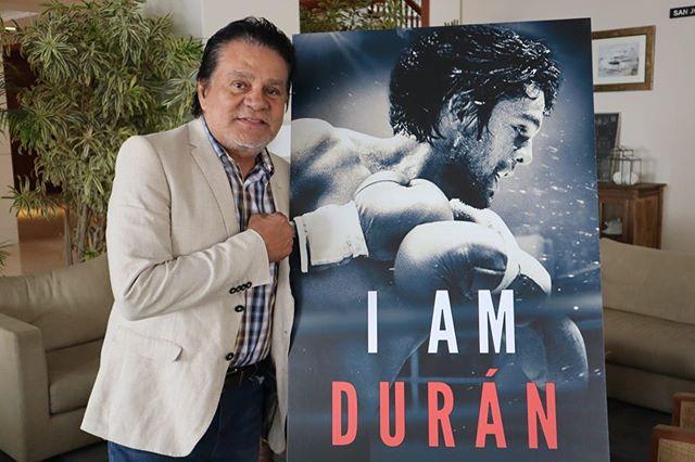 Photo of Panamá presenta documental del campeón de boxeo Roberto «Manos de Piedra» Durán