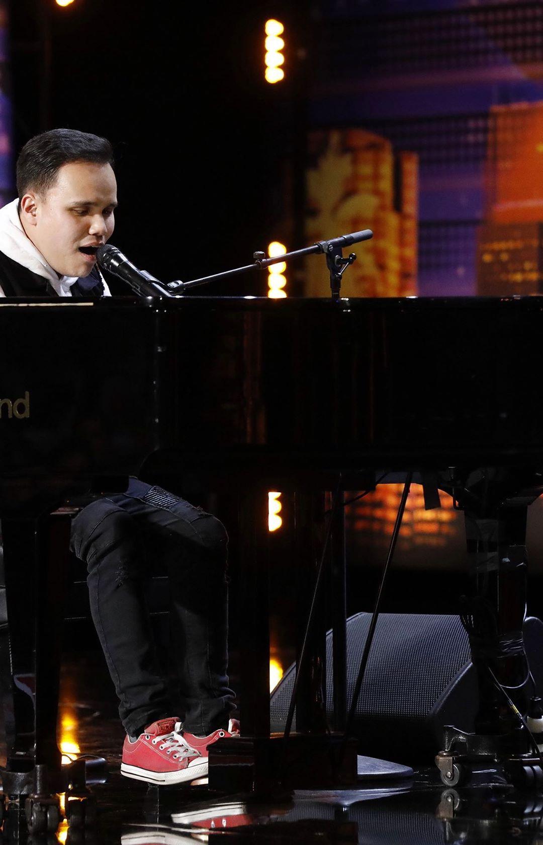 Photo of Kodi Lee un chico ciego y autista que asombra en 'America's Got Talent'