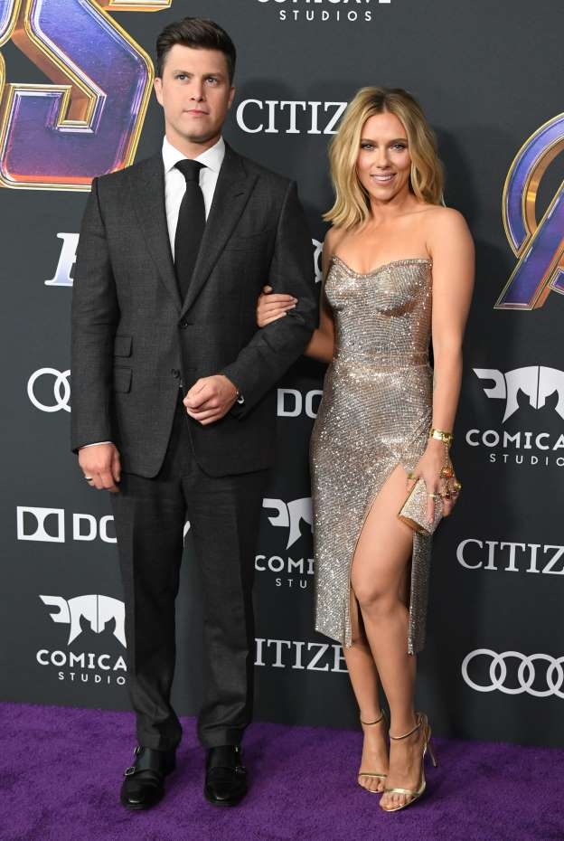 Photo of Scarlett Johansson llegará por tercera vez al altar con Colin Host