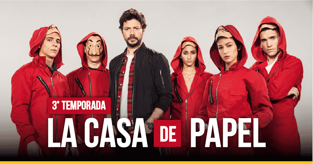 Photo of La parte 3 de 'La Casa de Papel' llega el 19 de julio