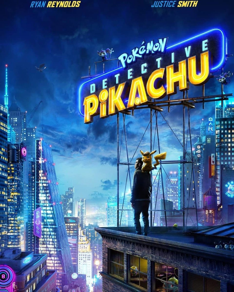 Photo of Pre venta para 'Pokémon: Detective Pikachu'