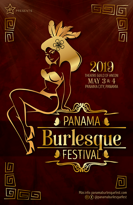 Photo of Festival Panamá Burlesque