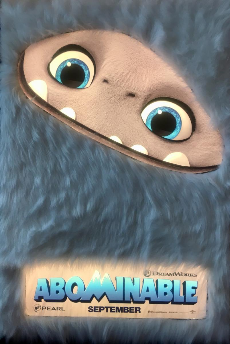 Photo of Universal Picture presenta trailer de 'Abominable'