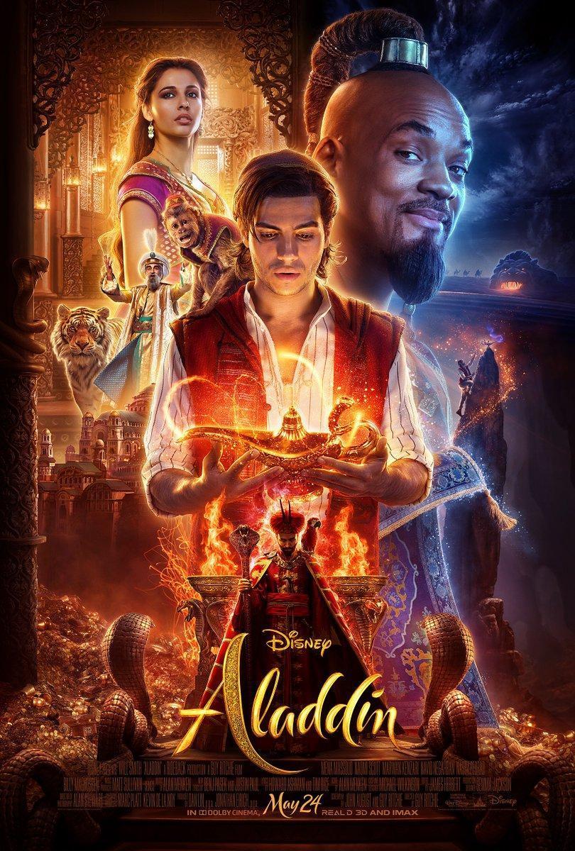 Photo of Estreno de 'Aladdin' en los cines de Panamá