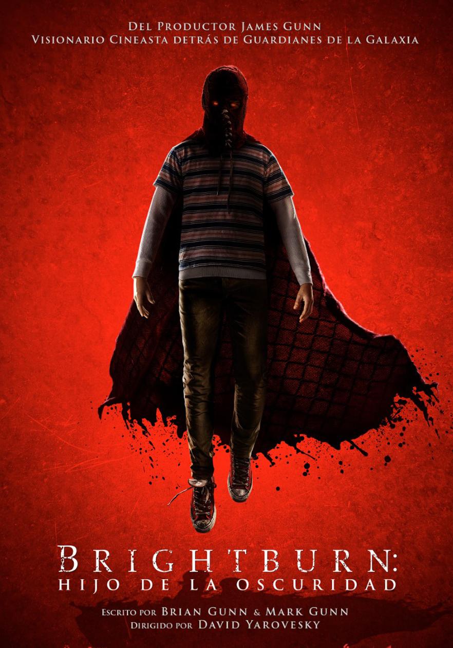 Photo of 'Brightburn: Hijo de la Oscuridad' ya está en los cines de Panamá