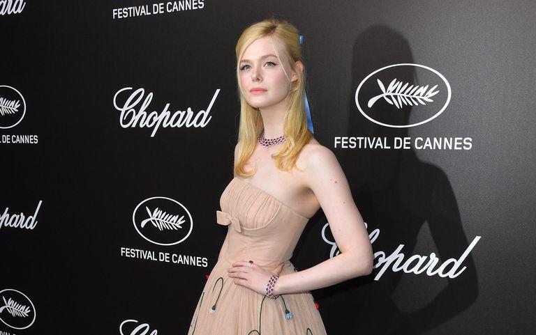 Photo of Elle Fanning sufrió desmayo en el Festival de Cine de Cannes