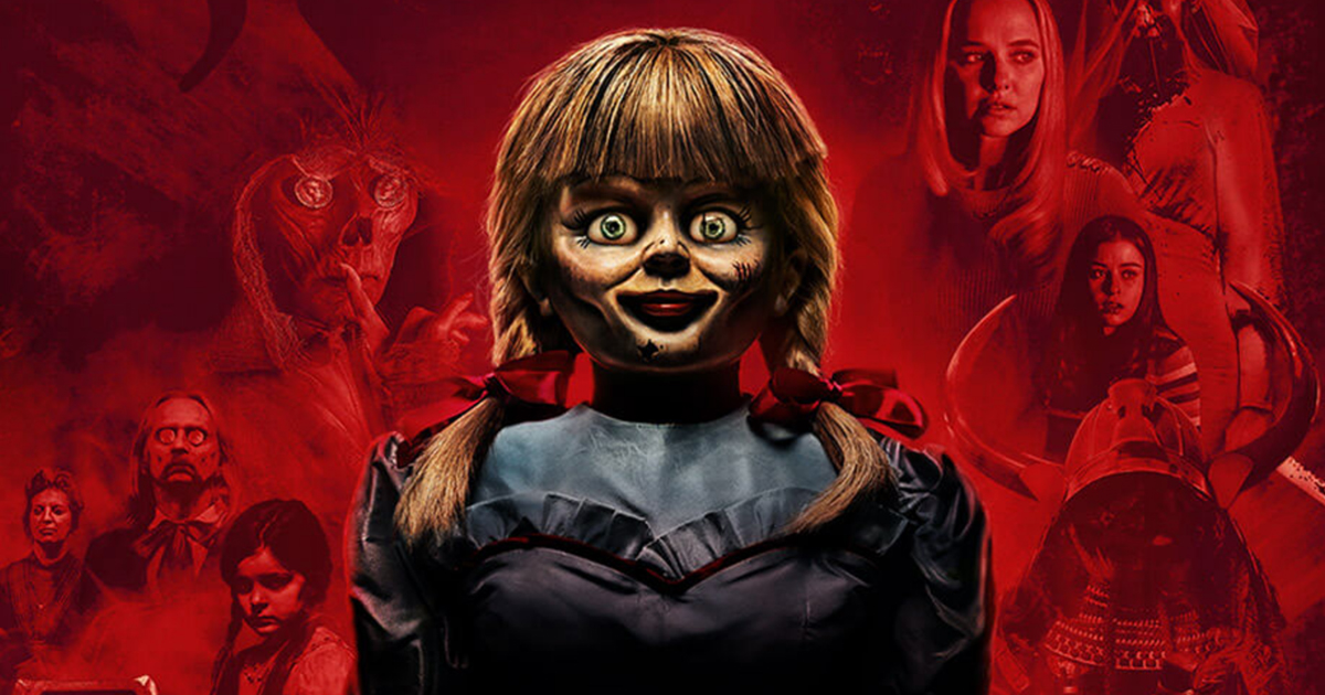 Photo of Warner Bros Pictures presenta nuevo adelanto de 'Annabelle 3'