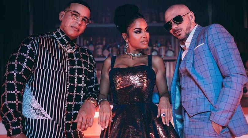 Photo of Daddy Yankee, Pitbull y Natti Natasha estrena el vídeo oficial de «No lo Trates»