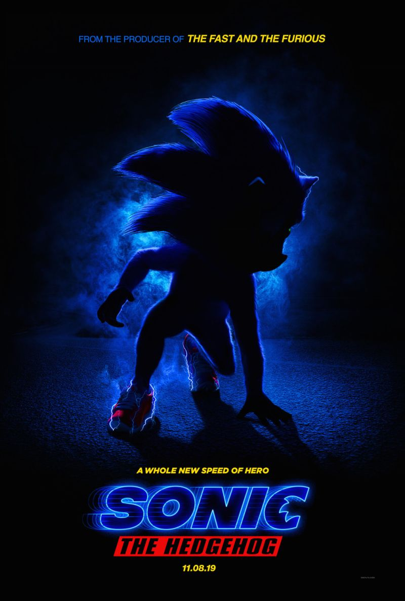 """Photo of Paramount Pictures lanza trailer oficial de """"Sonic The Hedgehog"""""""