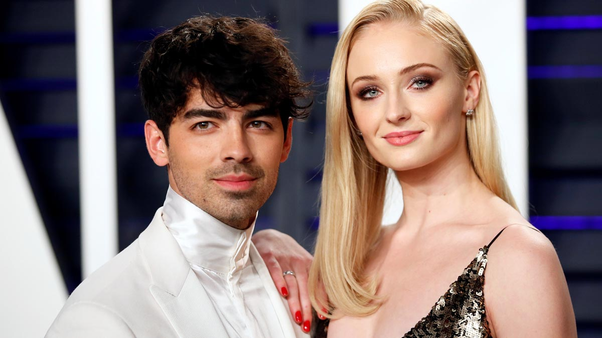 Photo of Sophie Turner y Joe Jonas se casaron en Las Vegas