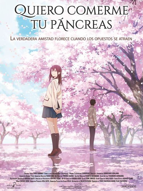 Photo of Función especial en Cinepolis de 'Quiero comerme tu páncreas'