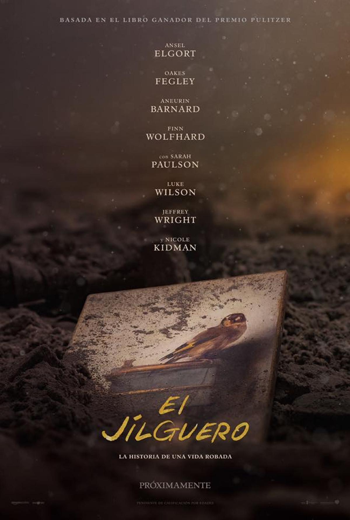 Photo of Warner Bros presenta trailer de 'El Jilguero'