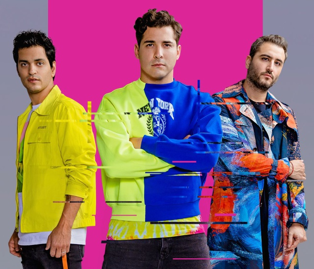 Photo of Reik, junto a Tommy Torres, Manuel y Julián Turizo escribieron los temas del álbum 'Ahora'