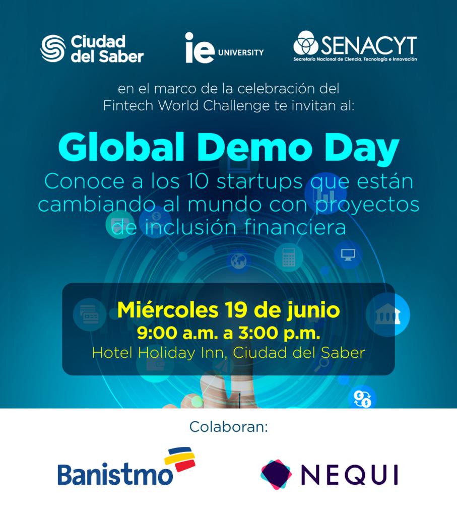 Photo of Ciudad del Saber te invita a 'Global Demo Day'