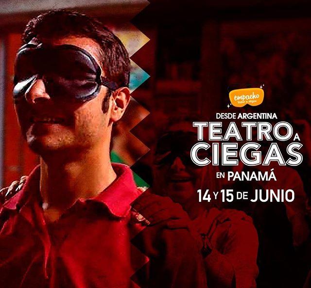 Photo of Panamá presenta 'Teatro a Ciegas' desde Argentina