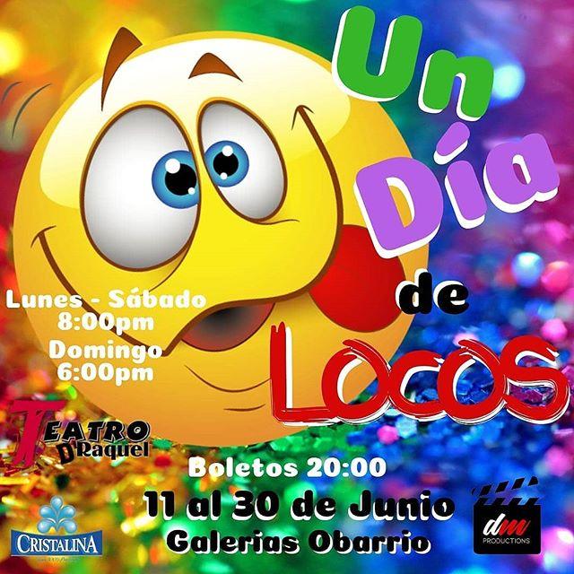 Photo of 'Un día de Locos' en Teatro D' Raquel